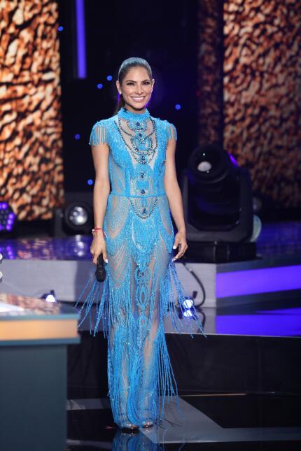 Los looks de Alejandra Espinoza en la final de La Reina de la Canción