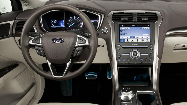 volante Ford Fusion