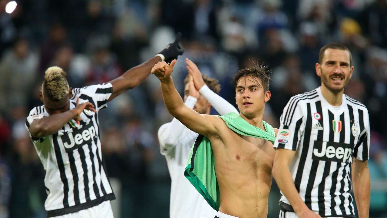 La Juventus goleó al Verona