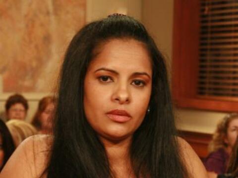 La joven Fátima Jaymara  Ruiz  fue demandada por su novio y ex pr...