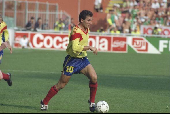 1988: Este año hubo pocos tantos y muchos campeones de goleo, siete en t...