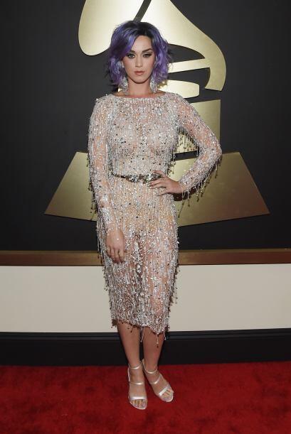 No entendemos por qué si teniendo tantos bellos encantos, Katy Perry se...