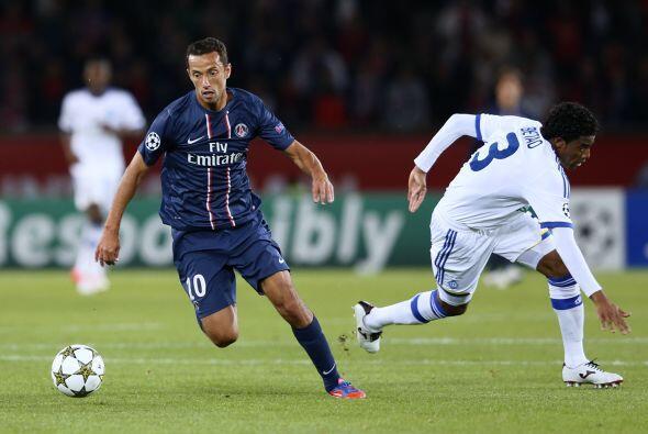 Otro inicio esperanzador fue el del parís Saint-Germain que recibió al D...