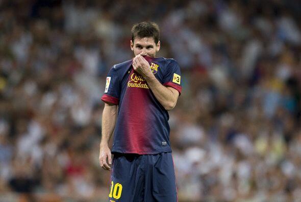 El tiempo acabó y no le bastó el esfuerzo al Barcelona, que cayó en este...