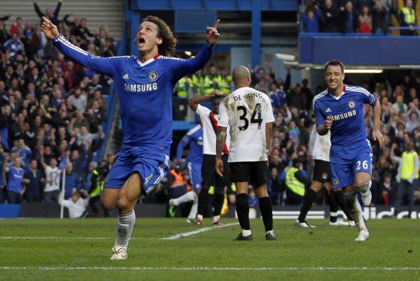 Pero lo mejor fue su anotación, con la que el Chelsea se impuso por 2-0.
