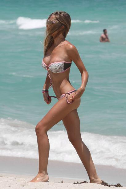 Laura Cremaschi es una amante del futbol y tiene una forma muy original...