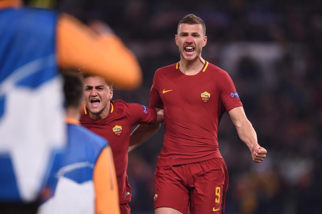 Roma clasificó a cuartos de final de Champions tras vencer 1-0 a Shakhta...