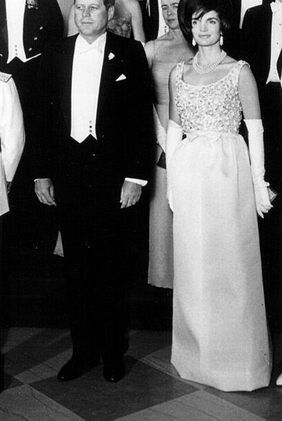 John F. Kennedy o Aristóteles Onassis. Donde fuera y con quien fuera, Ja...