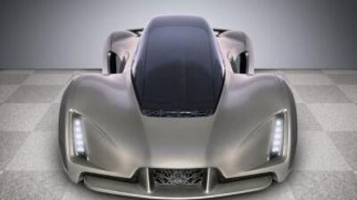 Blade, un súper deportivo creado por impresión 3D