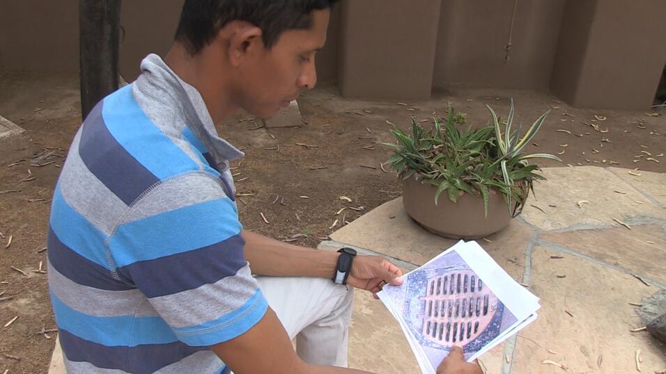 El inmigrante nicaraguense Norlan Flores, es parte de la demanda colecti...