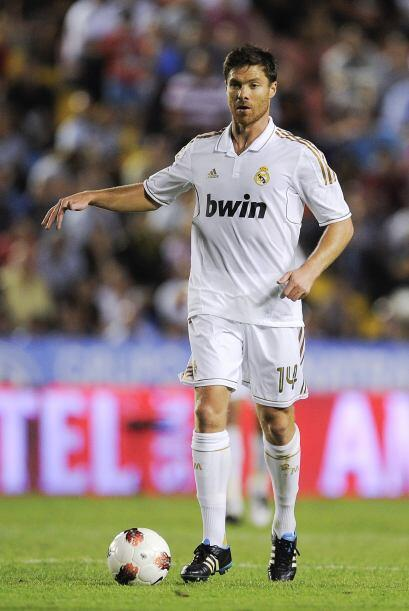 Xavi Alonso es el motor del Madrid. Cuando no juega el equipo pierde el...