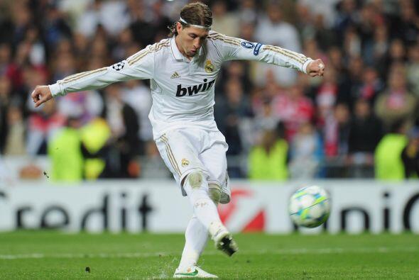 Sergio Ramos: su paso al centro de la defensa es una de las claves del é...