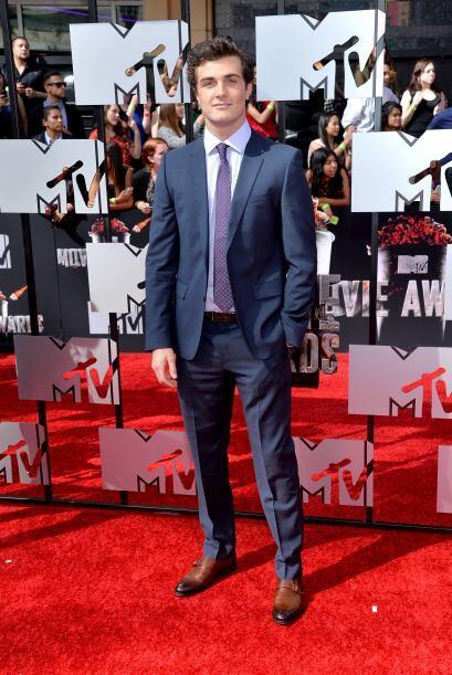 """Otro de los galanes de MTV, Beau Mirchoff, estrella de """"Awkward"""". Mira a..."""