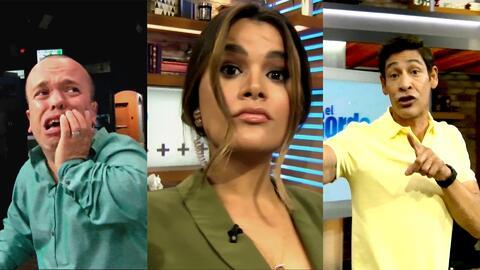 La Gozadera, Clarissa hizo llorar a Carlitos 'El productor' y Johnny Loz...