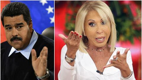 """Laura Bozzo quiere al presidente de Venezuela muerto: """"El que mata a un..."""