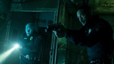 "According to the film's official Facebook page, ""Bright"" is a..."