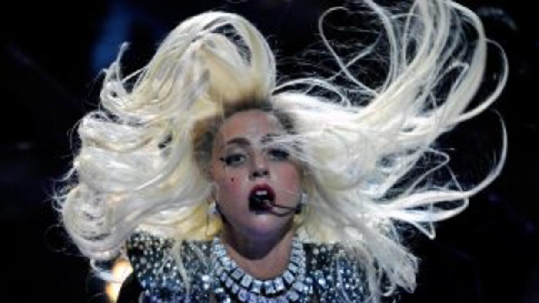 Lady Gaga prepara el video de su nuevo sencillo, Marry the Night, en don...