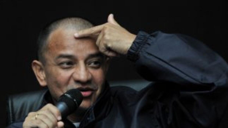 José Libardo Forero fue uno de los 10 uniformados liberados por las FARC...