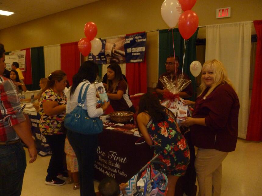 Feria de Salud y Ciudadanía en Fiestas Patrias P1040374.JPG