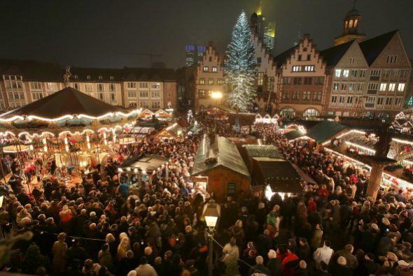 El Mercadillo Navideño de Colonia-Alemania es uno de los centros más fes...