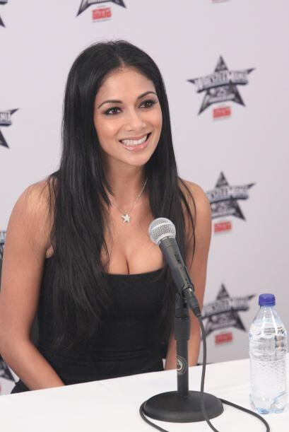 La hawaiana Nicole Scherzinger es ex vocalista del grupo de hermosas muj...