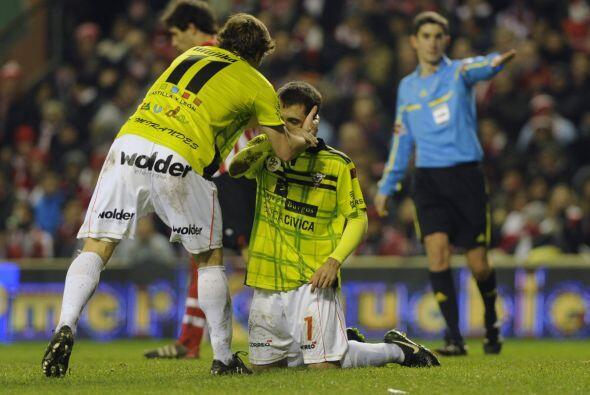 De cualquier modo, el orgullo del Miradés le llevó a anotar otro gol y h...
