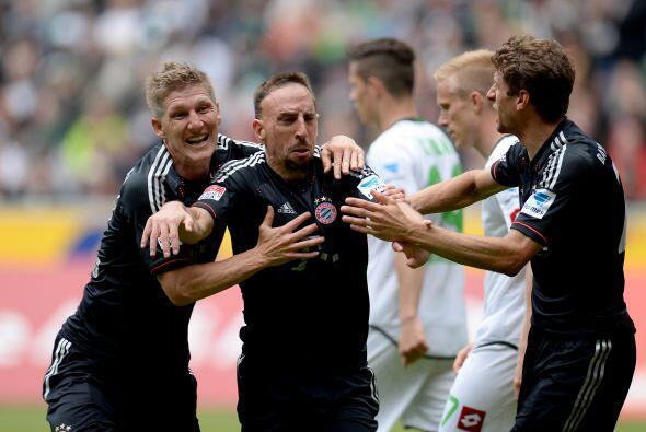 'Scarface' fue fundamental para que el Bayern Munich sacara el triunfo e...