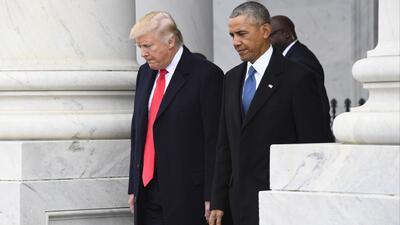 ¿Qué tan acertadas fueron las críticas hechas por Barack Obama en contra del presidente Trump?