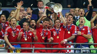 UCL Final | La noche en la que el Bayern de Múnich levantó su quinta Champions ante su archirrival, el Borussia Dortmund