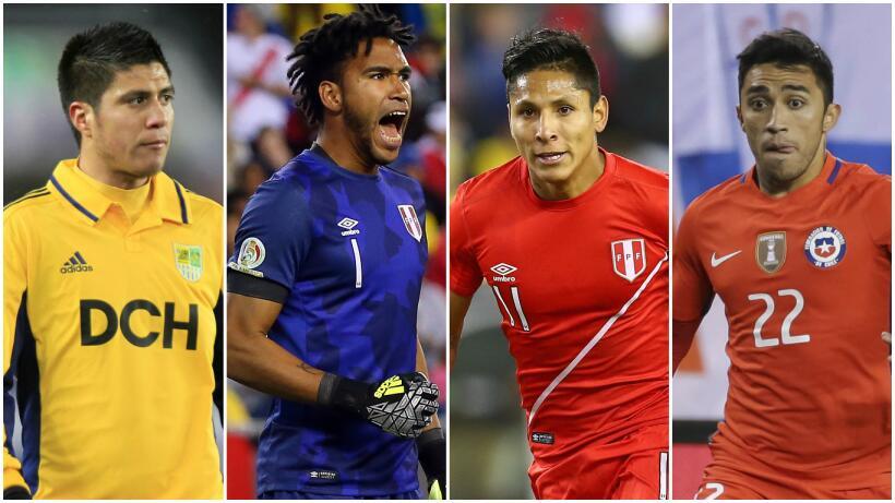El 'XI' ideal de los refuerzos de la Liga MX