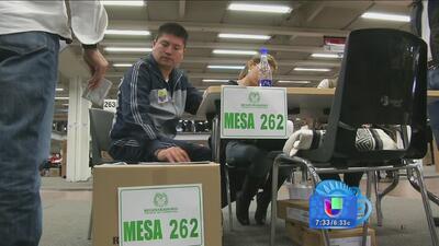 Elecciones históricas en una segunda vuelta presidencial en Colombia