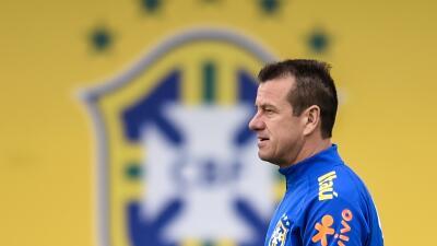 Dunga, seleccionador de Brasil