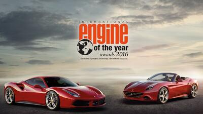 International Engine of the Year 2016: Estos son los motores ganadores