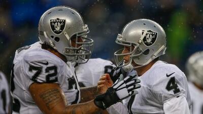 Continúan las negociaciones para llevar a los Raiders a Texas, sin embar...