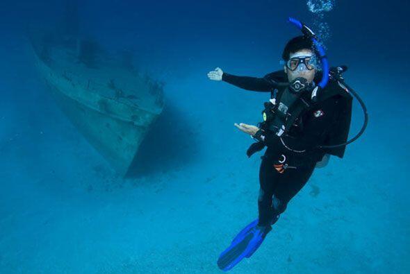 Regresar al mar... este oceanógrafo venezolano nos compartió algunas de...