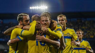 Los suecos consiguieron su primer título europe sub 21