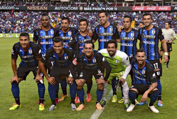 Querétaro nunca ha sido campeón en México y espera pronto poder presumir...