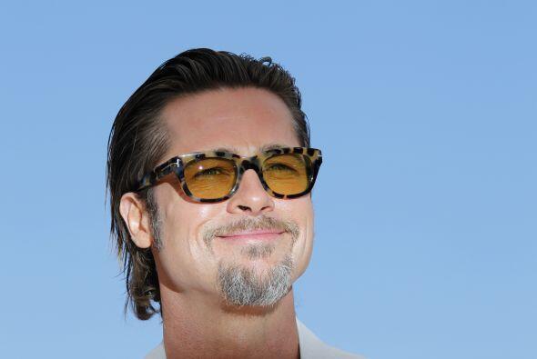 Disfrutando del festival de Cannes en mayo de 2011.