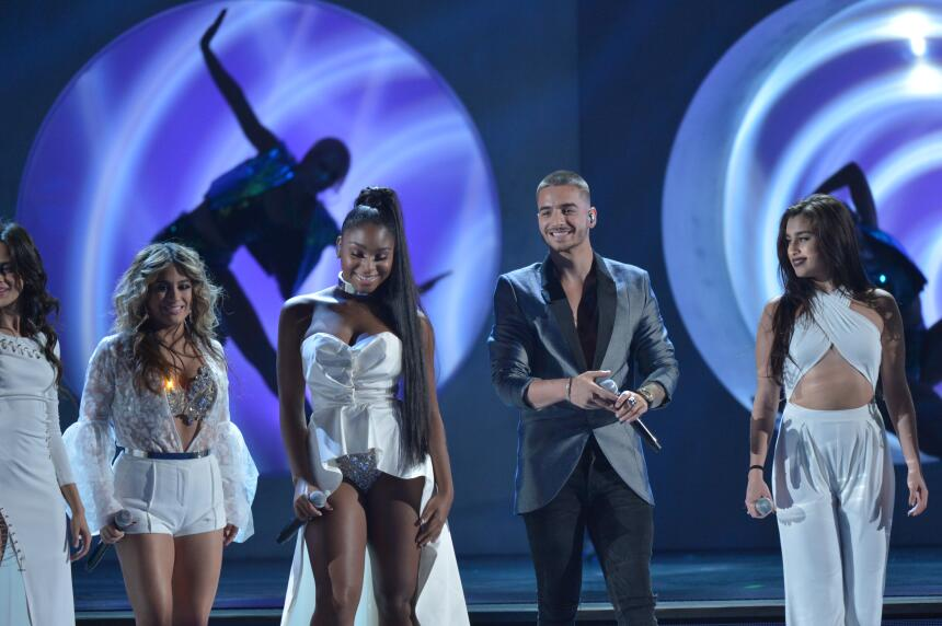 Maluma y Fifth Harmony