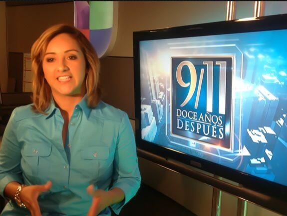 Martha Minjárez/Presentadora- Reportera/Noticias 19  ¨Yo estaba dormida...