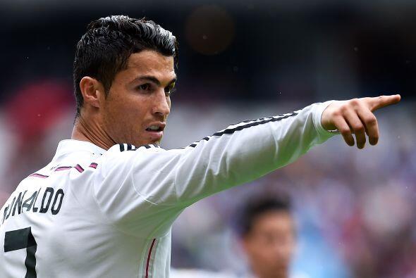 Cristiano Ronaldo está dispuesto a pulverizar todos los ré...