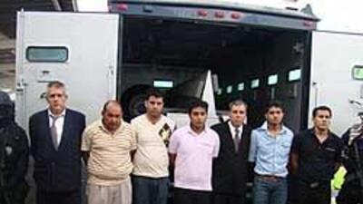 México capturó a  ocho presuntos sicarios de los Beltrán Leyva d5bfd4c1e...