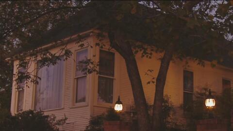 Esta es la tenebrosa mansión donde aseguran que los fantasmas conviven c...