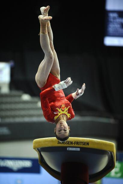 4TO LUGAR: La china Huang Qiushuang, puntos 58,366.