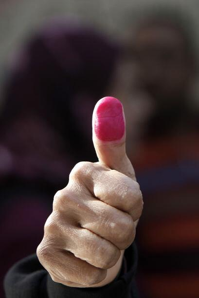 Mursi fue el primer mandatario electo por la vía democrática, tras la ca...