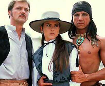 Vaqueros y pieles rojas¿Te gustan las películas de vaquero...