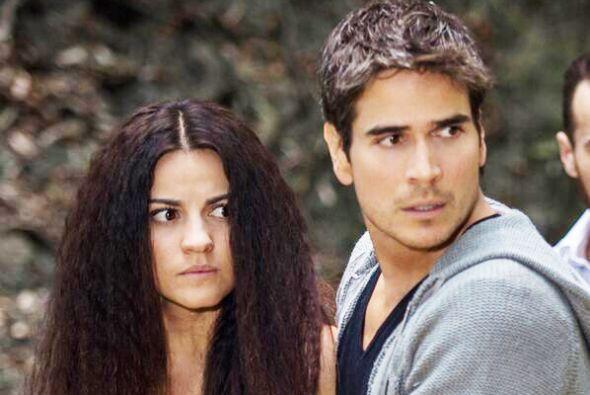 """Esmeralda"" (Maite Perroni) pasó varios tragos amargos en ""La Gata""."