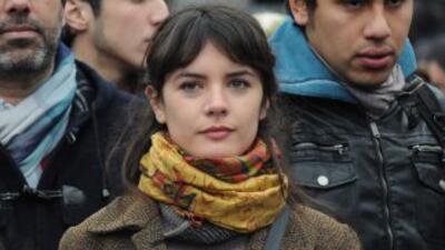 Camila Vallejo, la emblemática dirigente estudiantil, será candidata a d...