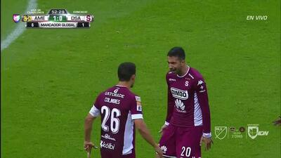 ¡GOOOL! Mariano Torres anota para Saprissa
