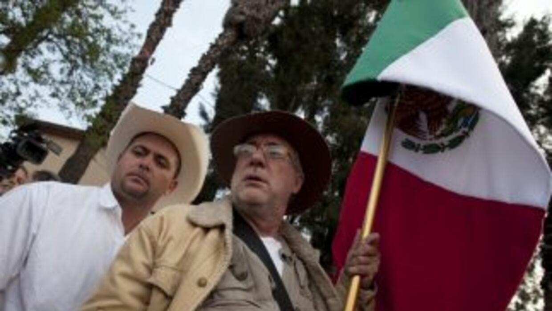 El activista Javier Sicilia ha sido vocero de la sociedad mexicana contr...